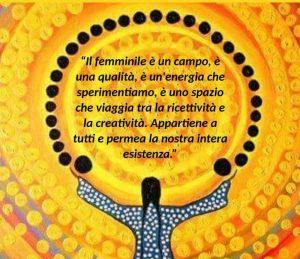 PRESENTAZIONE DEL PERCORSO FEMMINILE CREATIVO @ Webinar gratuito su Zoom